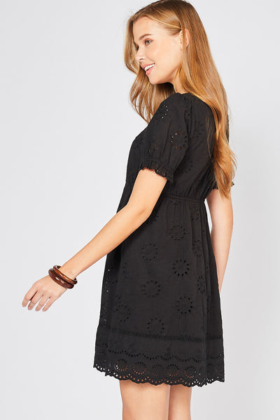 Moon River Dress - Black