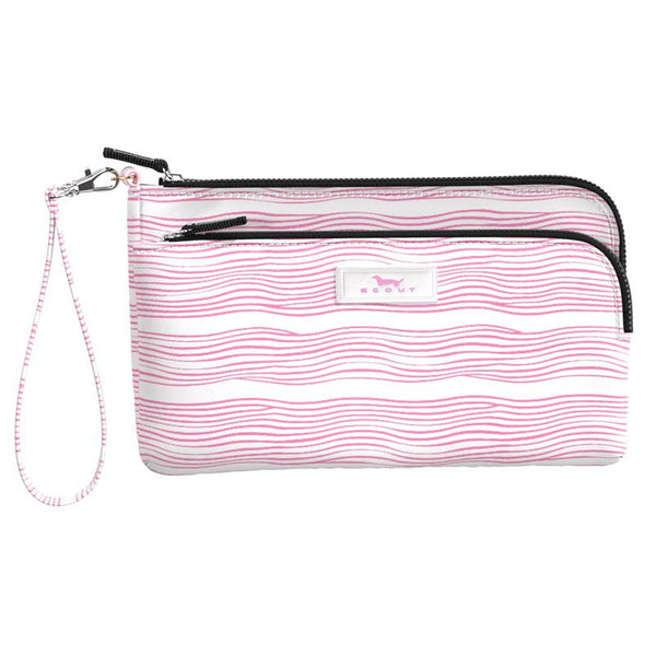 SCOUT Kelly Wristlet - Wavy Love