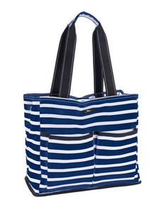 SCOUT The Mother Load Diaper Bag - Nantucket Navy