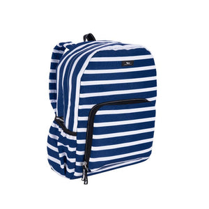 SCOUT Stowaway Backpack - Nantucket Navy