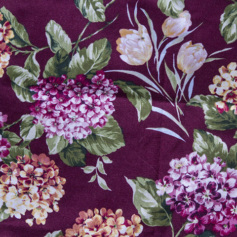 Lilacs and Tulips Apron