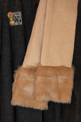 Camel with Camel Fur