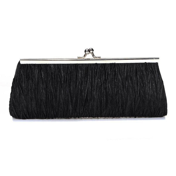 Aint Laurent Accessories Black Evening Purse