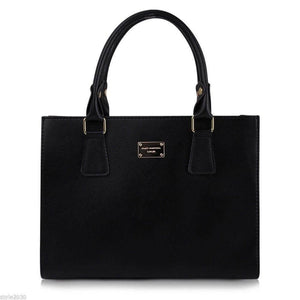 Aint Laurent Accessories Black Structured Handbag - Multiple Colors
