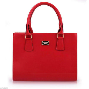 Aint Laurent Accessories Red Structured Handbag - Multiple Colors