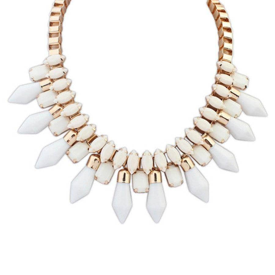 Aint Laurent Accessories SeaShell Choker Necklace - Multiple Colors