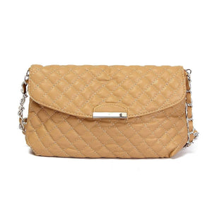 Aint Laurent Accessories Tan Purse With Shoulder Strap - Multiple Colors