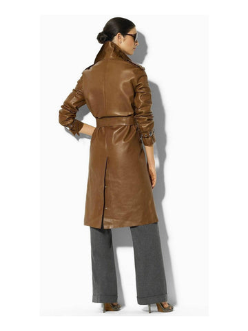 annabelle-demo1 Coats Leather Coat