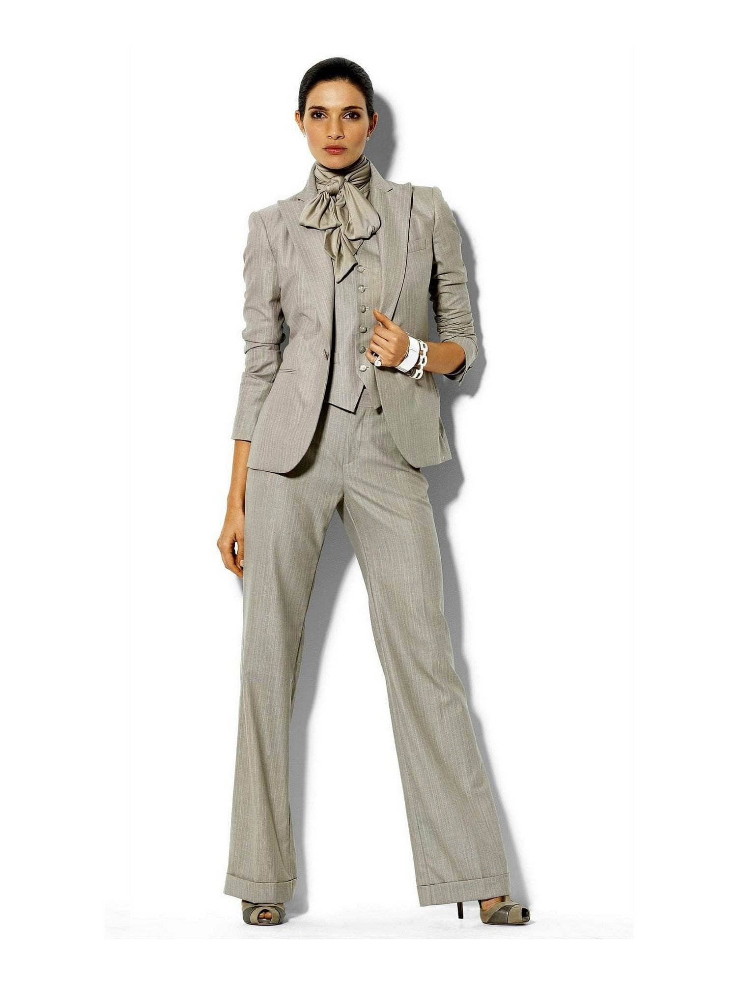 annabelle-demo1 Pants Striped Pantsuit