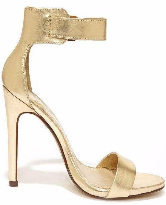 Jimmy Hoo Accessories Beige Ankle Strap Sandals - Multiple Colors