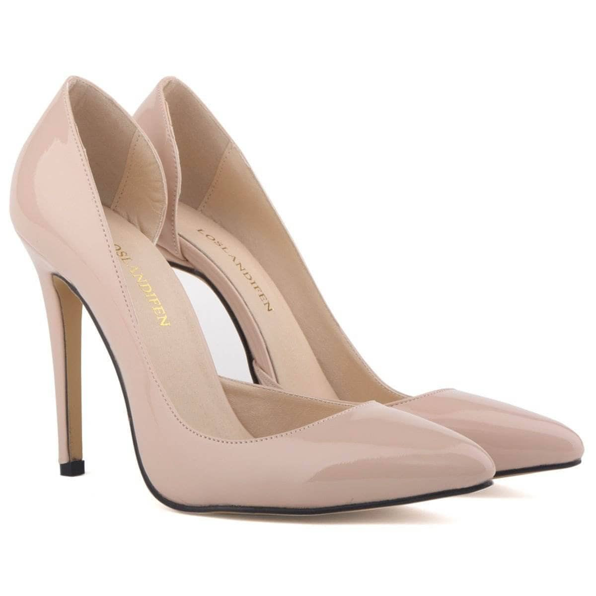 Jimmy Hoo Accessories Beige Classic Pumps - Two Colors