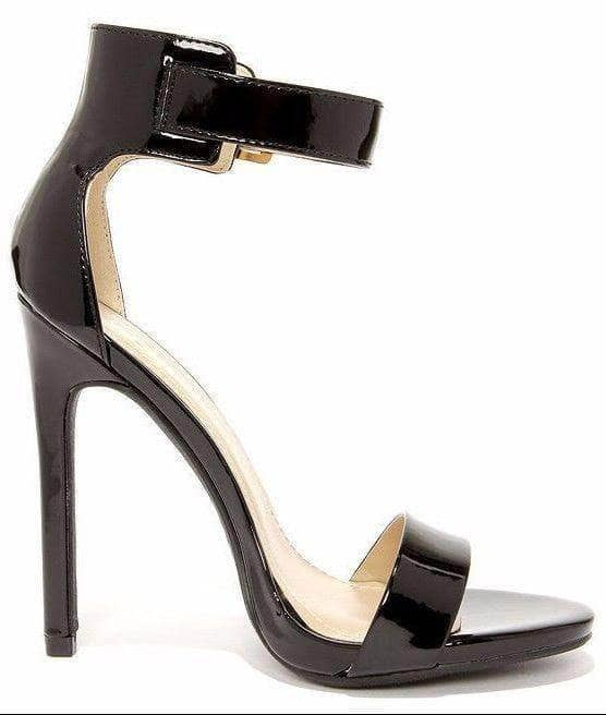Jimmy Hoo Accessories Black Ankle Strap Sandals - Multiple Colors