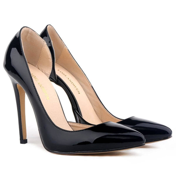 Jimmy Hoo Accessories Black Classic Pumps - Two Colors
