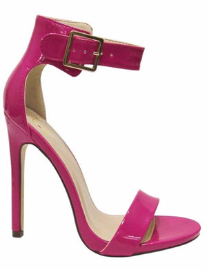 Jimmy Hoo Accessories DeepPink Ankle Strap Sandals - Multiple Colors