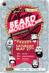 The 3rd Annual Alberta Beard and Moustache Championships!