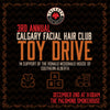 The 3rd Annual Calgary Facial Hair Club Toy Drive