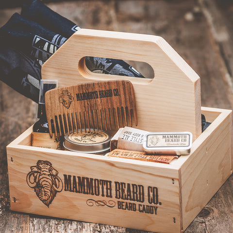 Mammoth Beard Caddy