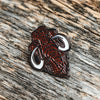 Enamel Mammoth Pin