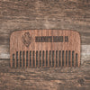 Walnut Comb