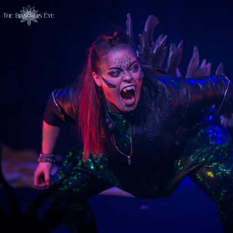 Brenna Crowley at Raven's Night 2019 photo by The Dancers Eye