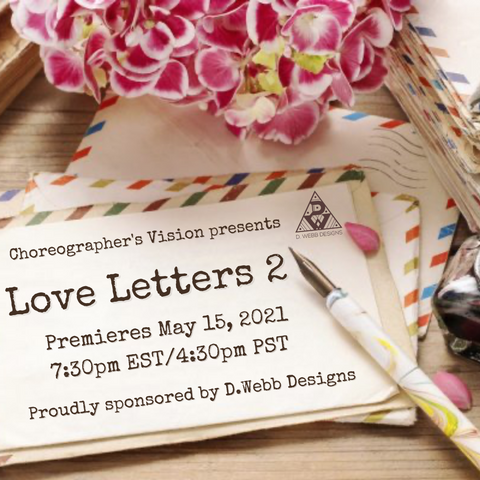 Love letters 2 flier and event details