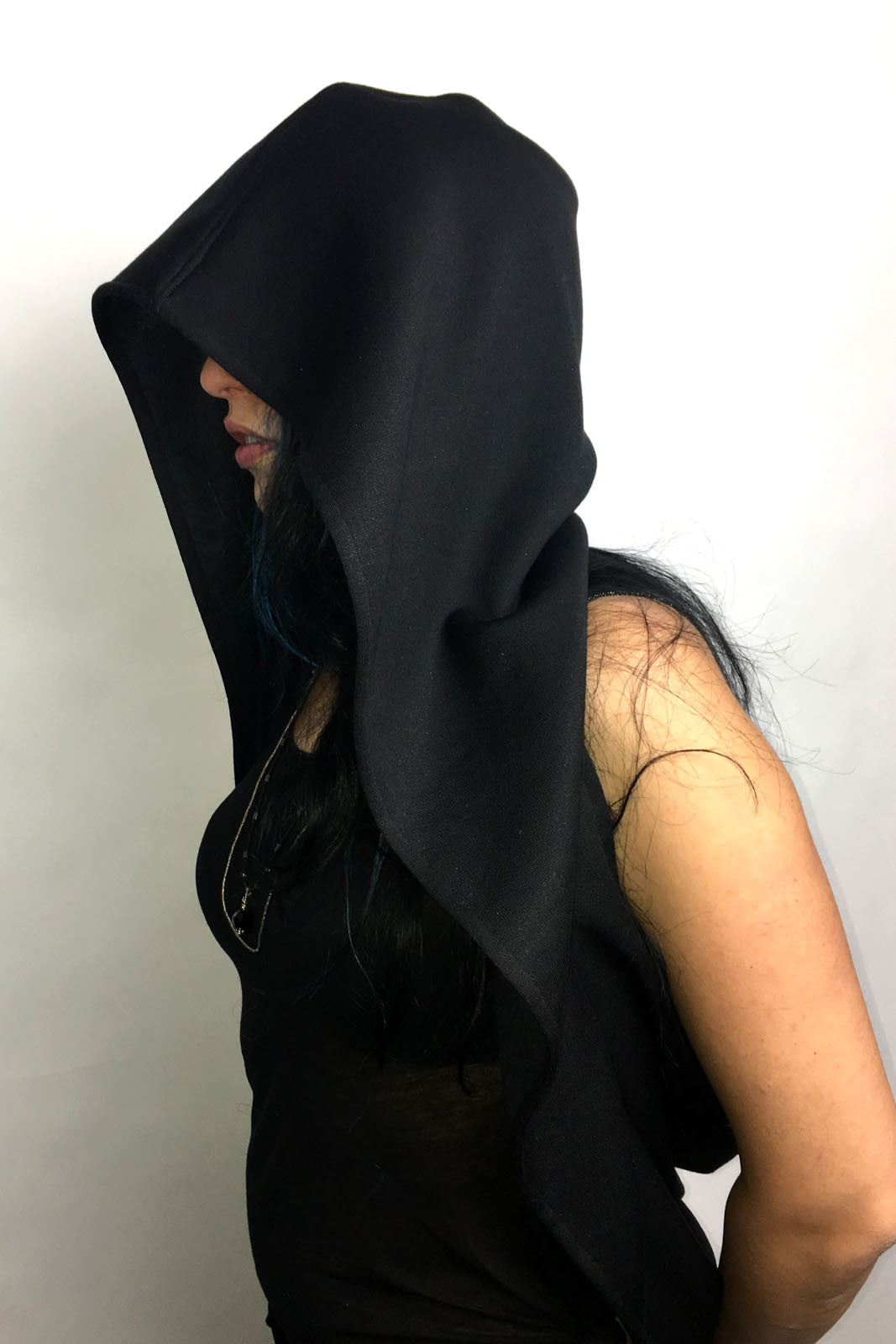 Black Fleece Empire Hood