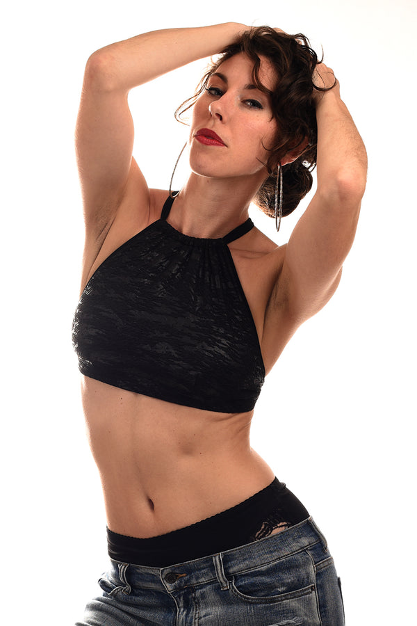 Night Crawler Halter