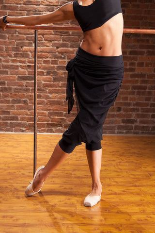 Skirted Harem Pant