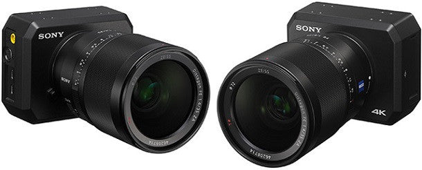 Sony's Most Compact Full Frame Camera - UMC-S3C