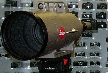 The Most Expensive Lens with Unbelievable Size