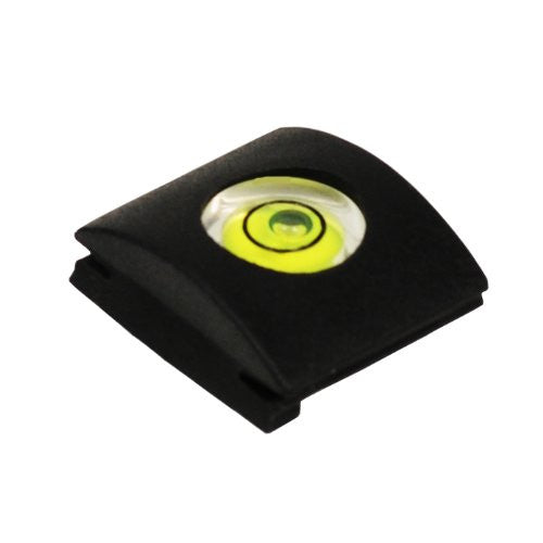Foto&Tech 2 in 1 Hot Shoe Cover with Bubble Spirit Level