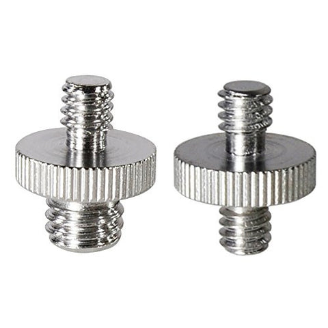 "Foto&Tech 1/4""-1/4"" + 1/4""-3/8"" Screw"