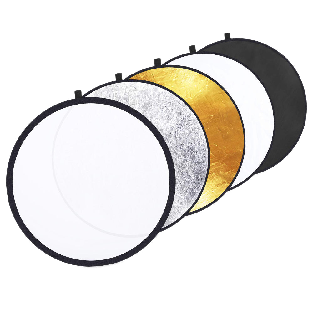 "43""110cm Light Reflector in Carry Bag"