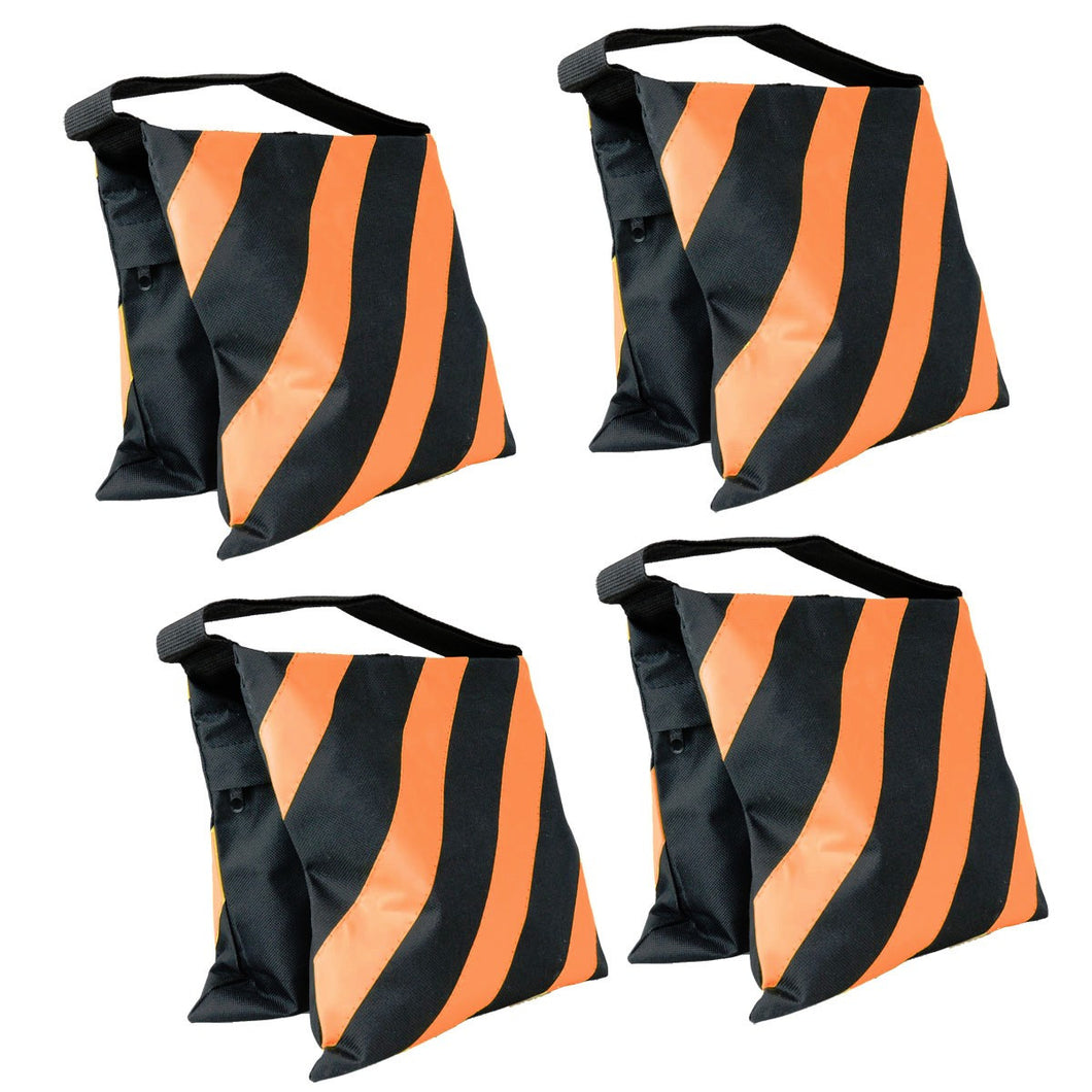 Foto&Tech 4 Pack Orange Sandbags