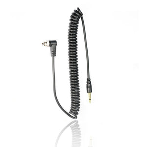 Foto&Tech 3.5mm-Male Flash PC Sync Cable