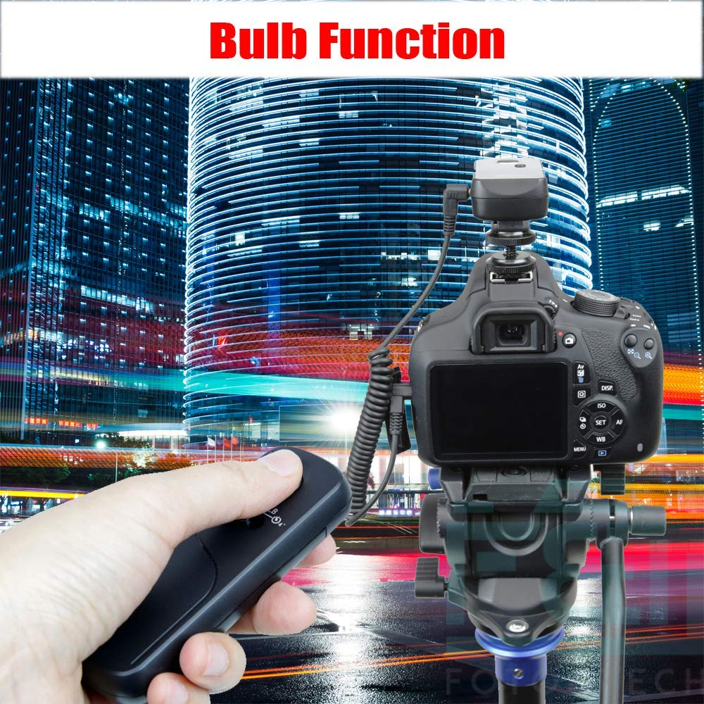 360 Angle Wireless Remote Control for Canon