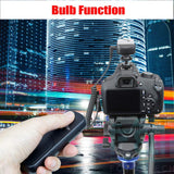 Foto&Tech 360 Any Angle Wireless Remote Control Shutter Release Working Distance 100 Meters Compatible with Nikon Z6 Z7 D7500 D750 D5600 D5500 D7200 D7100 D5200 D5100 D5000 D3200 D90 COOLPIX P1000 Wireless Trigger