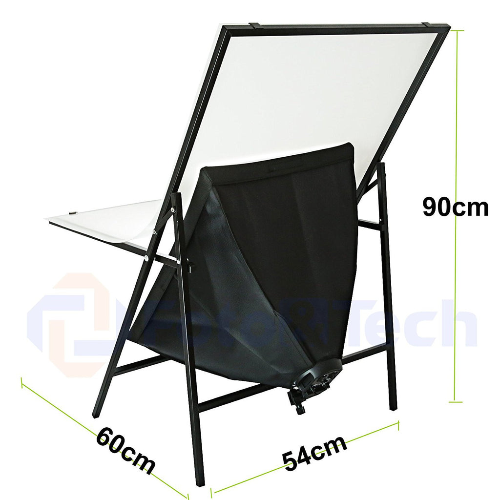 Non-Reflective Life Shooting Metal Frame