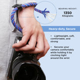 Rope Camera Wrist Strap Compatible with Sony