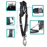 Camera Shoulder Sling Strap with Adjustable Padded
