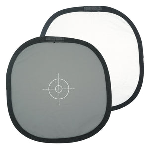 Portable Gray Card Reflector Focusing Board