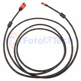 Foto&Tech 10 FT Mini-HDMI to HDMI Braided Cable 6