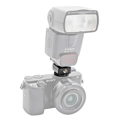 Foto&Tech Flash Hot Shoe Adapter for Sony to Canon Speedlite