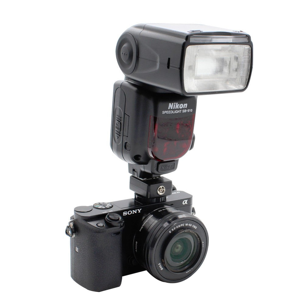 Foto&Tech Flash Hot Shoe Adapter-Sony Camera to Nikon Speedlite