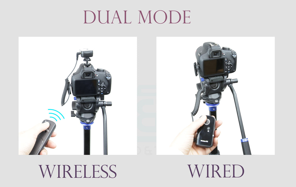 Wireless Remote Control Compatible with Olympus