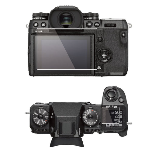 2 Sets Screen Protector Compatible with Fujifilm