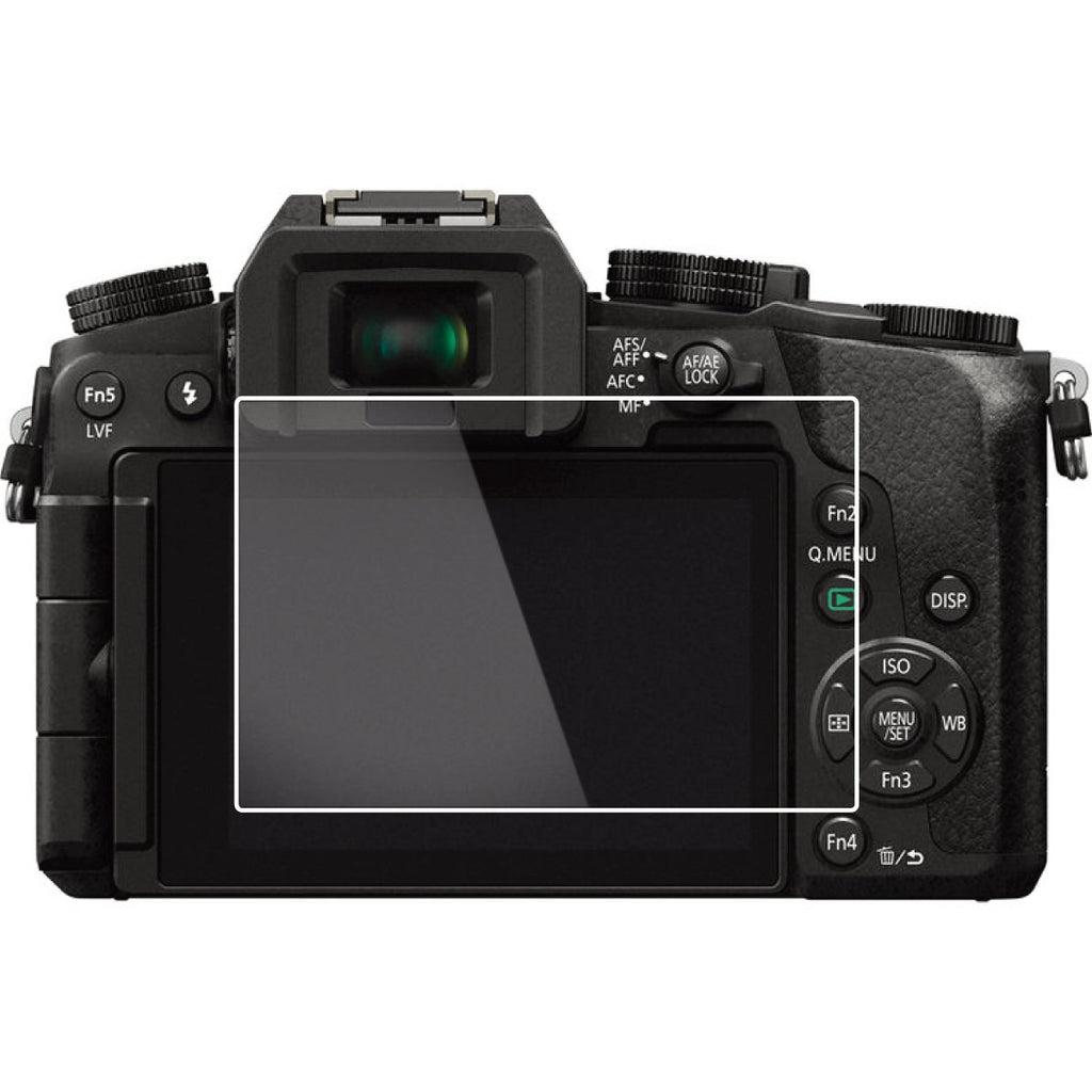 Foto&Tech HD LCD Screen Protector-Panasonic Lumix DMC-G7 G85 GX85