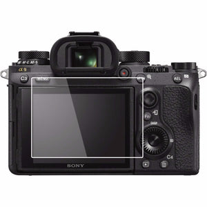 Foto&Tech HD Crystal Clear LCD Screen Protector-Sony Alpha a9
