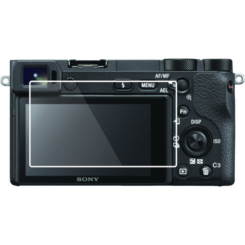 Foto&Tech HD Crystal Clear LCD Screen Protector for Sony A6500