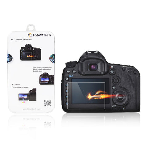 Foto&Tech LCD Screen Protector